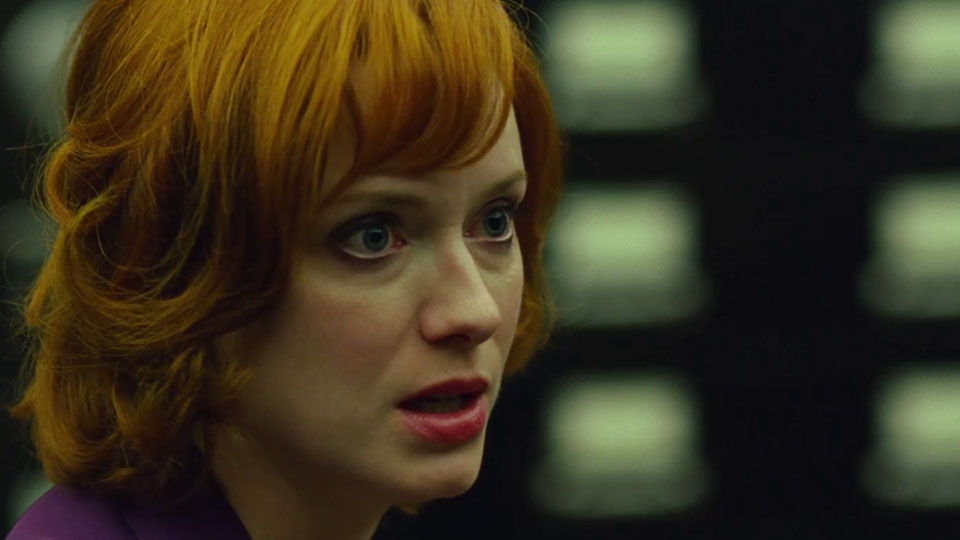 Billy (Christina Hendricks)