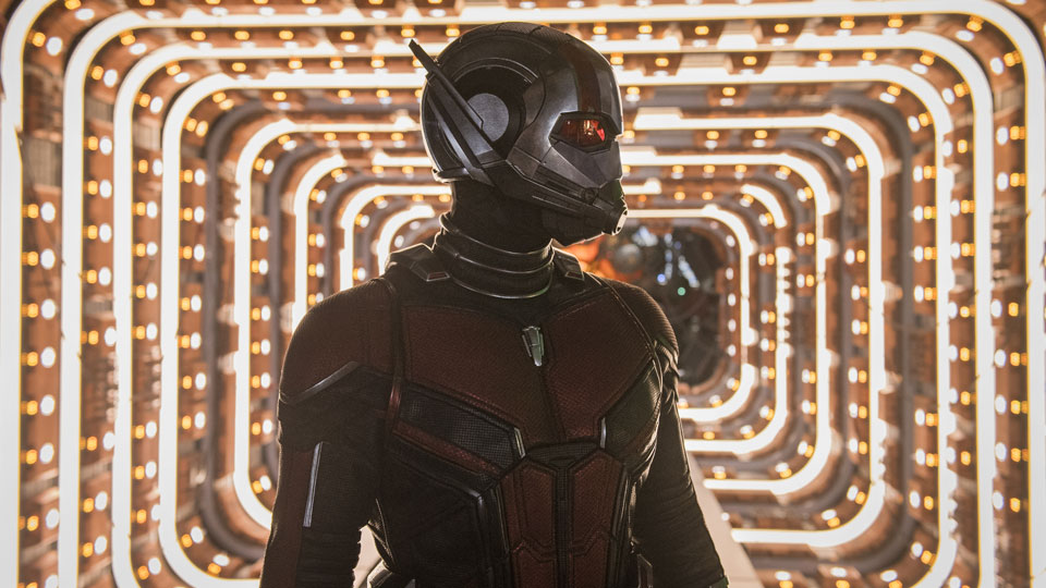 In ANT-MAN AND THE WASP geht es für Ameisenmann Scott Lang (Paul Rudd) schlag auf Schlag.