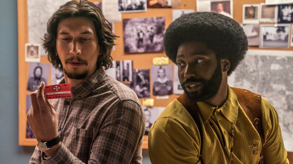 Flip (Adam Driver), Ron (John David Washington)