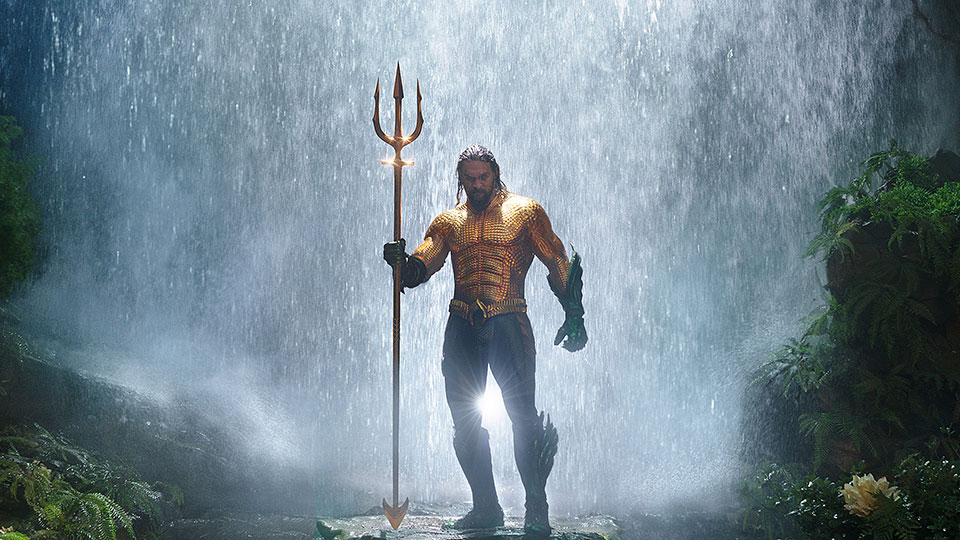 Arthur Curry aka Aquaman (Jason Mamoa)